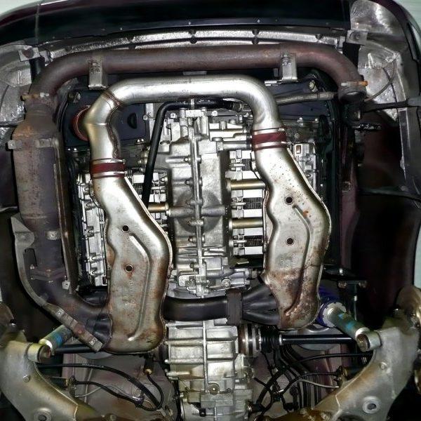 Porsche 993 Motor Abdichten: Der Motor Für Ihren Porsche 964